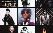 The Very Best Of Prince album cover.