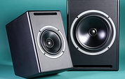 Prodipe TDC5 & TDC8 coaxial monitors.