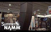 LD Systems Curv 500 Series - Summer NAMM 2016