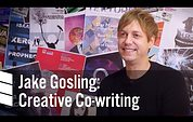Jake Gosling: Creative Co-writing