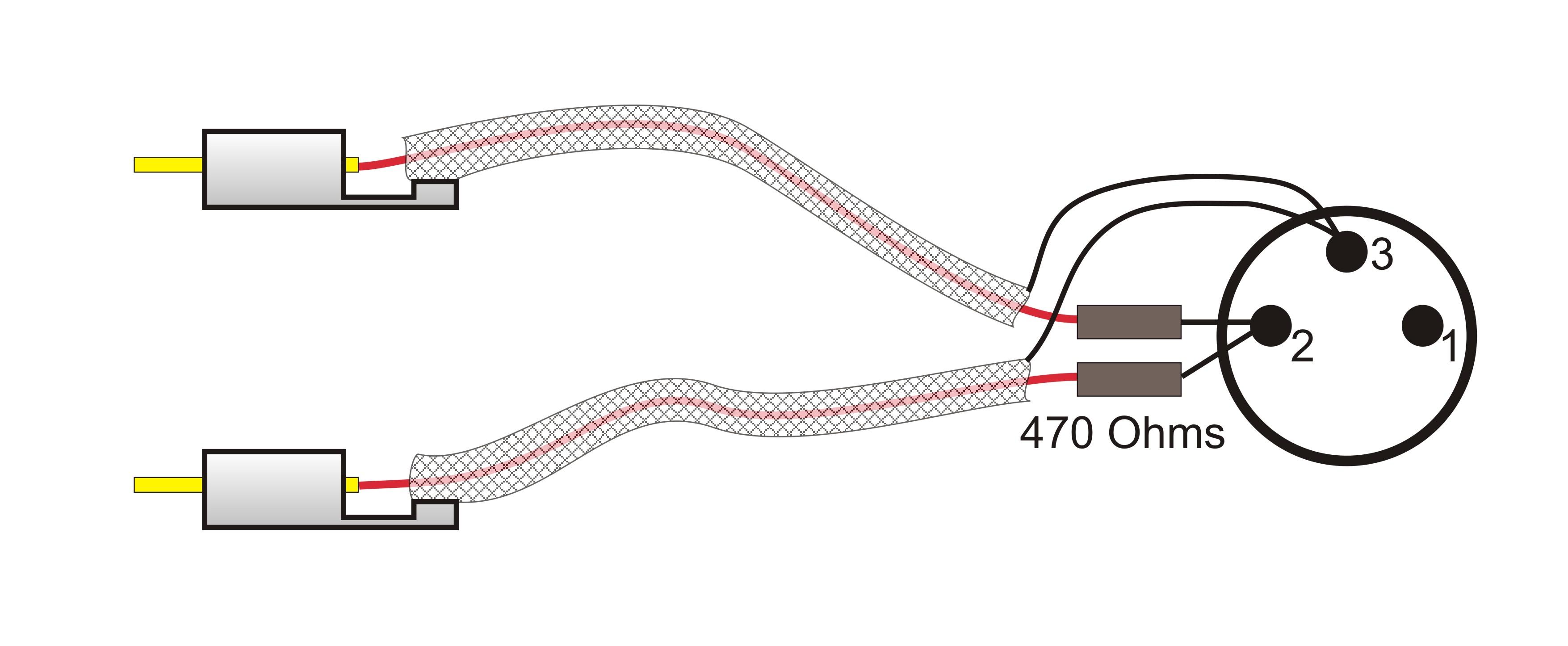 30 Xlr To Mono Jack Wiring Diagram