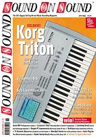 SOS June 1999 front cover