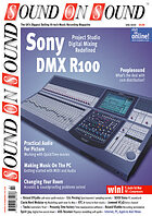SOS July 2000 front cover