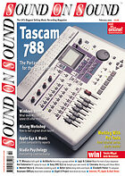 SOS February 2001 front cover