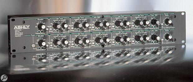 Ashly Audio PQX 572