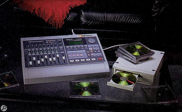 Roland VS880 S2