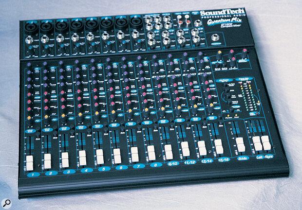 Soundtech ST1602