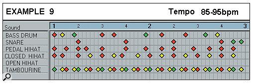 Effective Drum Programming: Part 1 - Example 9.