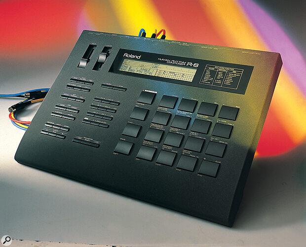 Effective Drum Programming: Part 1 Roland R-8