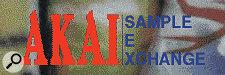 Proscore v1.92; Akai Sample EXchange