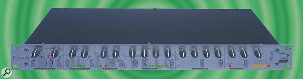 Focusrite Platinum Voicemaster