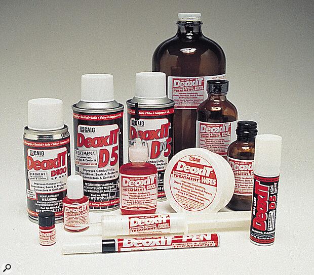 Caig Laboratories Deoxit & Progold