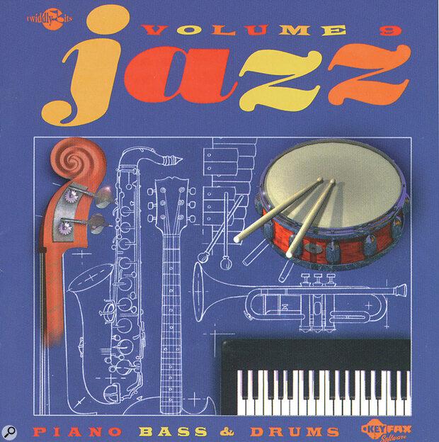 Keyfax Software Twiddly Bits Vol. 9 — Jazz