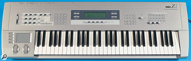 """Korg's Z1: """"At the development meeting it was initially described as a polyphonic Prophecy."""""""