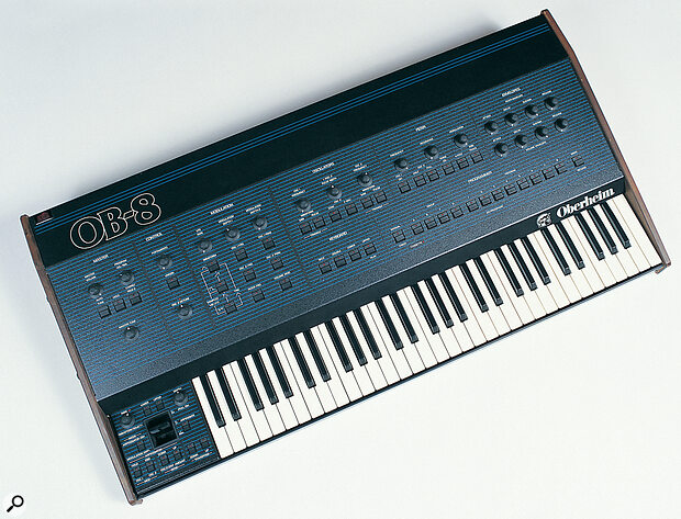 The OB8 offered even more features, and greater reliability, than the earlier OBX and OBXa; some, however, would argue that it lacked their sonic punch.