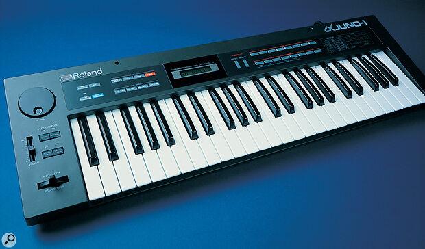 Roland Alpha Juno 1.