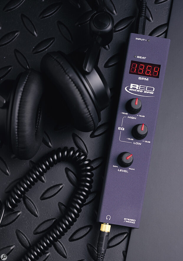 Red Sound's Micro BPM... the DJ's friend.