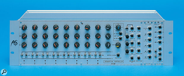 Analogue Systems RS200 sequencer