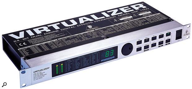Behringer DSP1000 Virtualizer V2