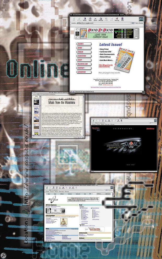 Creating A Website, Part 1