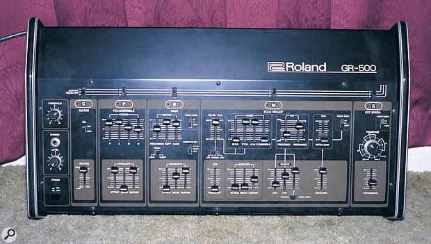 Roland GR-Series