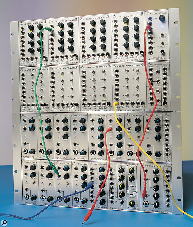 Analogue Solutions Concussor