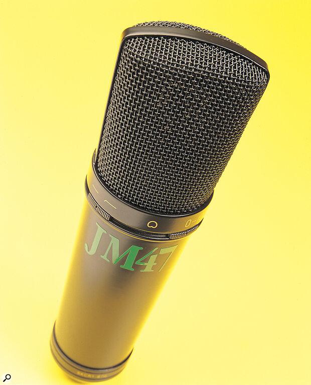 JoeMeek JM47 Meekrophone