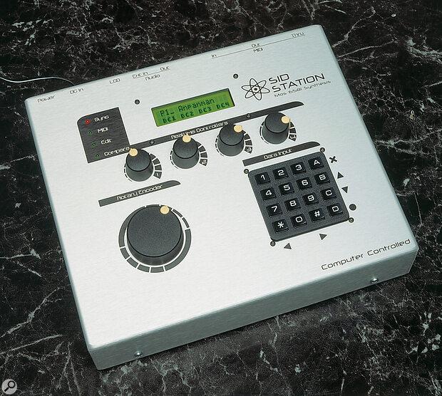 Electron Sidstation