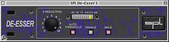 Steinberg SPL De‑Esser.