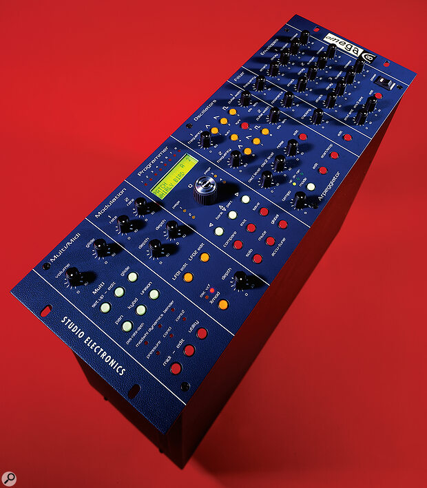 Studio Electronics Omega 8 (Preview)