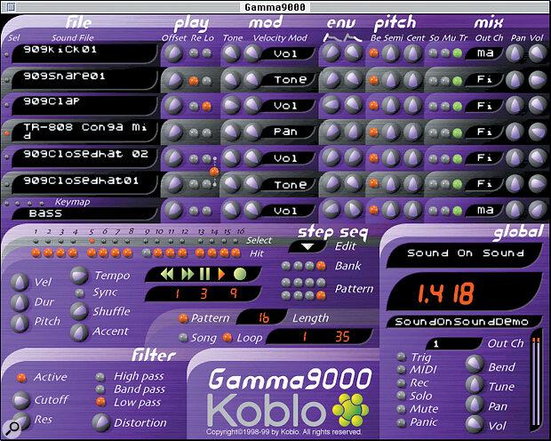 Koblo Gamma 9000