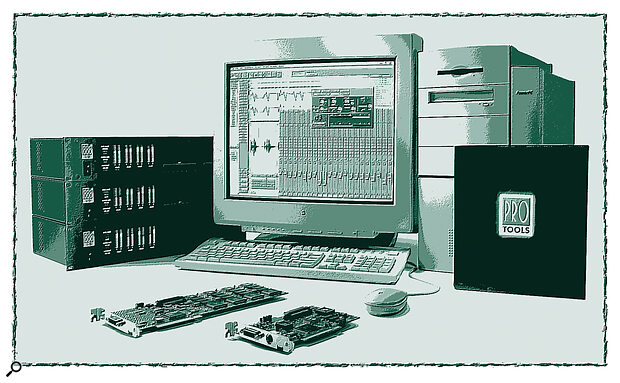 Digidesign's Pro Tools Explained, Part 2