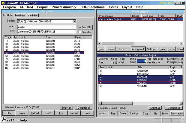 Ahead Software Feurio!