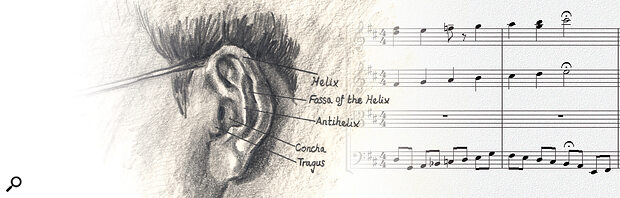 AN EAR FOR DETAIL