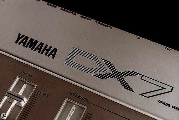 Yamaha GS1 & DX1