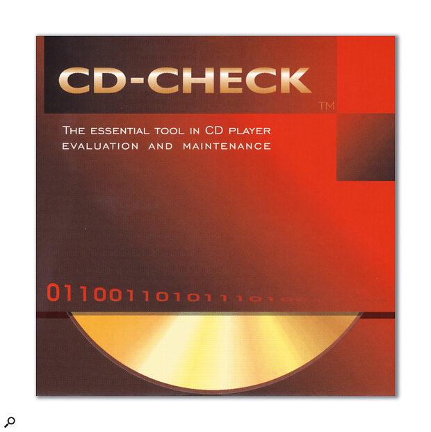 Digital Recordings CD-Check