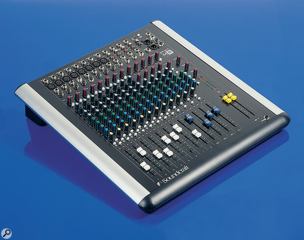 Q. Will an analogue mixer interface properly with my soundcard?