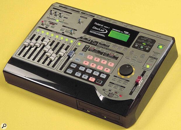 ROLAND DISC LAB CDX1