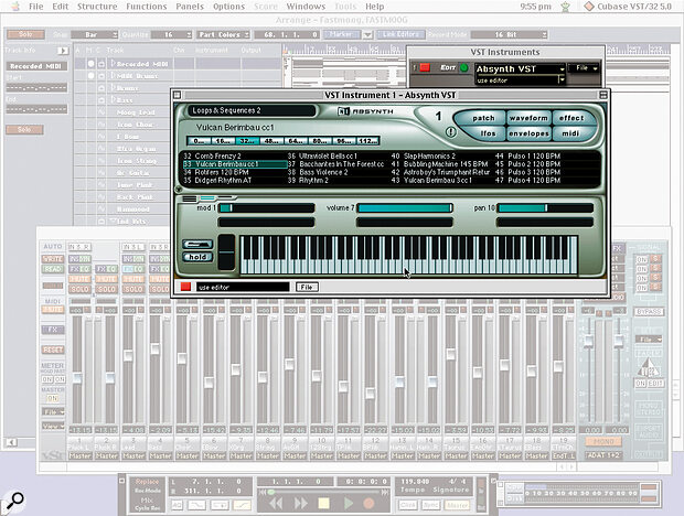 NATIVE INSTRUMENTS ABSYNTH