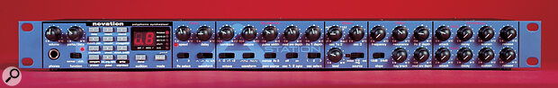 Novation A-Station front panel view.