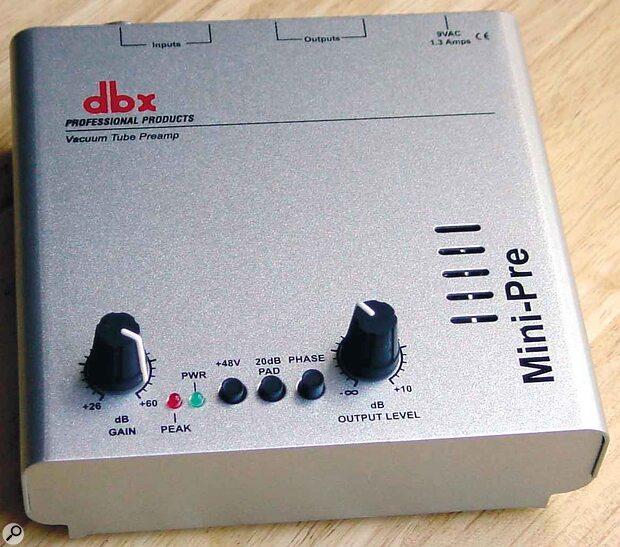 DBX Mini Pre