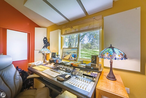 Acoustic treatment is often the single most effective way to spend money on improving your studio.