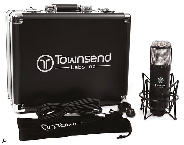 Enjoy classic‑style mics like United's FET 47 or embrace innovations like mic modelling (Townsend Labs' Sphere), novel polar patterns (Lauten Audio's LS‑208) and affordable Ambisonics (Rode's NT‑SF1).