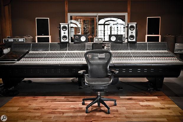 Studio La Fabrique's large-format console.