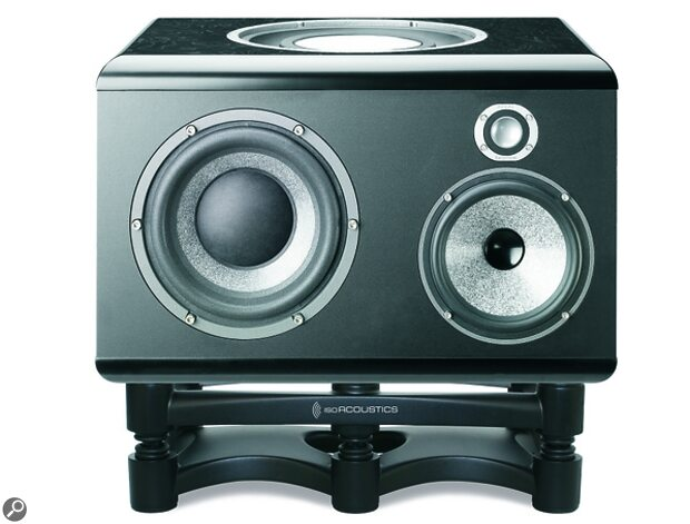 isoAcoustics ISO L8R430 speaker stand