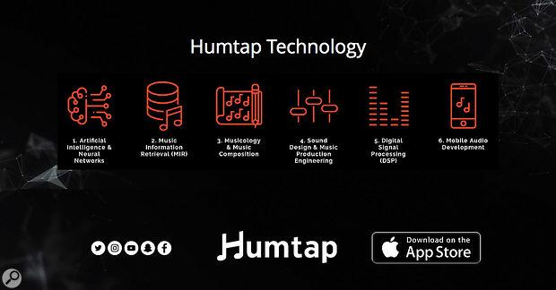 Humtap app.
