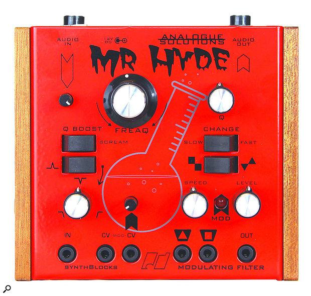 Analogue SolutionsMr Hyde & Doctor Strangelove