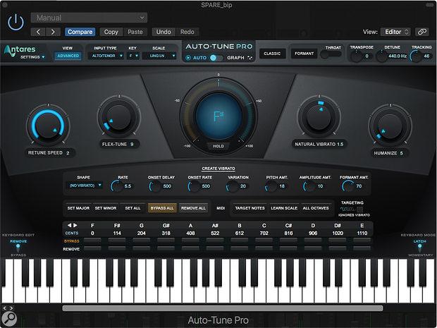 Antares Auto‑Tune Pro
