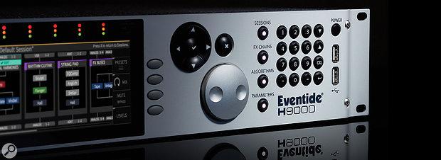 Eventide H9000 Multi-Effects Processor.