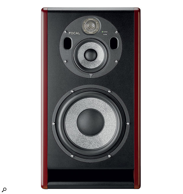 Focal Trio 11 Be monitors.
